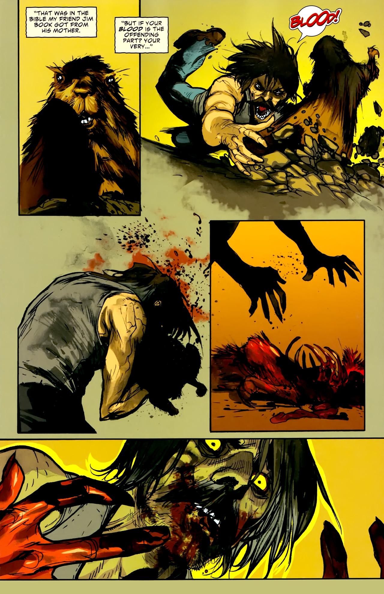 Read online American Vampire comic -  Issue #5 - 20