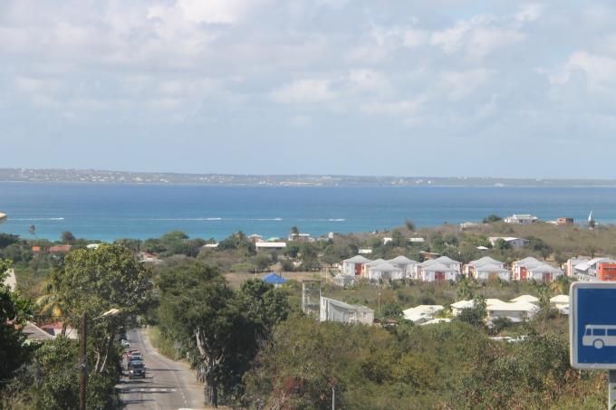 Karibian risteily, St Maarten Philipsburg / autoilu saaren ympäri lasten kanssa