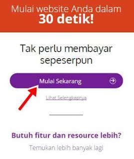 Memulai Cara Membuat Website Gratis