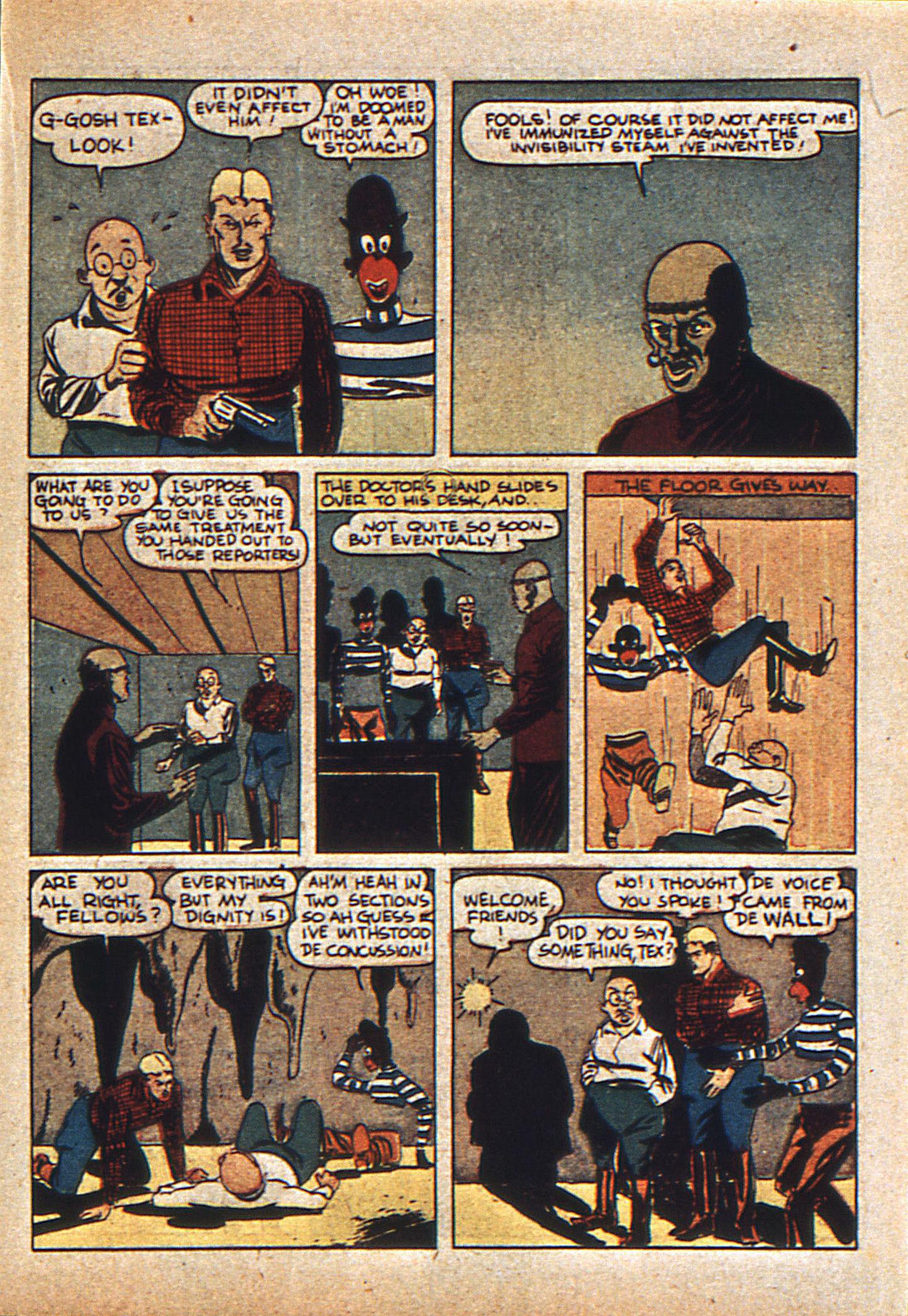 Action Comics (1938) 24 Page 43