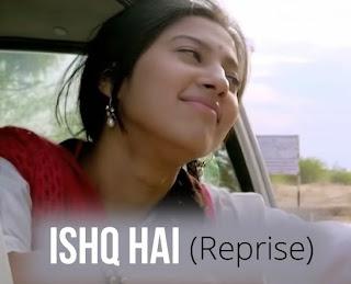 Ishq Hai (Reprise) - Jigariyaa