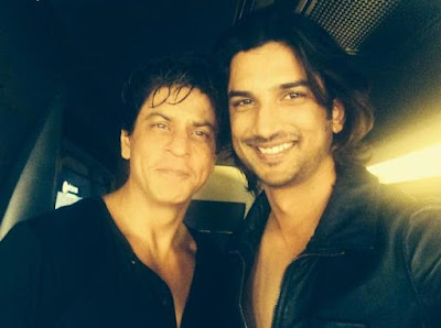 im-big-fan-of-srk-sushant-singh-rajput