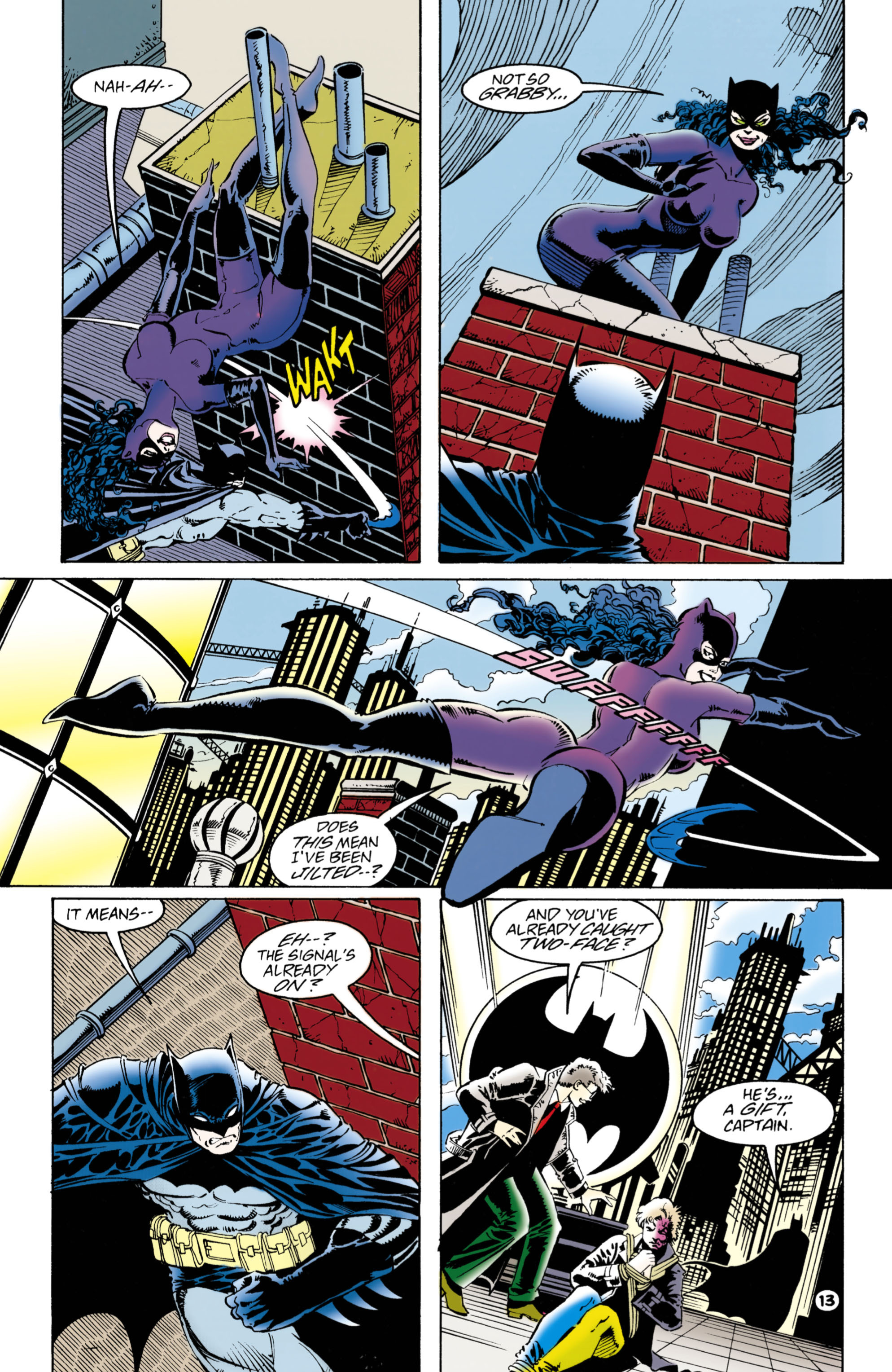 Catwoman (1993) Issue #40 #45 - English 14