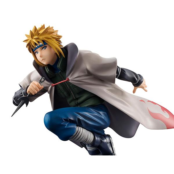 Naruto Shippuden - Minato Namikaze Yondaime Hokage 1/8 G.E.M. Series ...