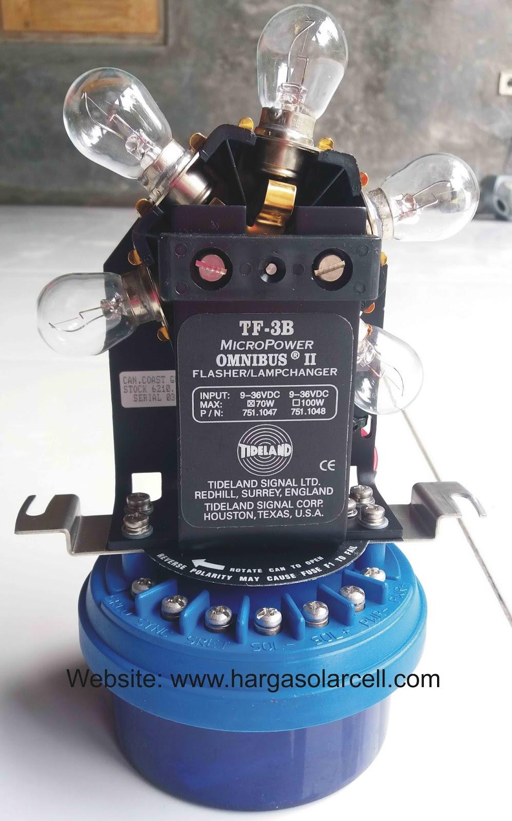 Harga Solarcell  Marine Lantern  Controller  Inverter