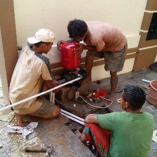 Jasa Pemasangan Instalasi Air