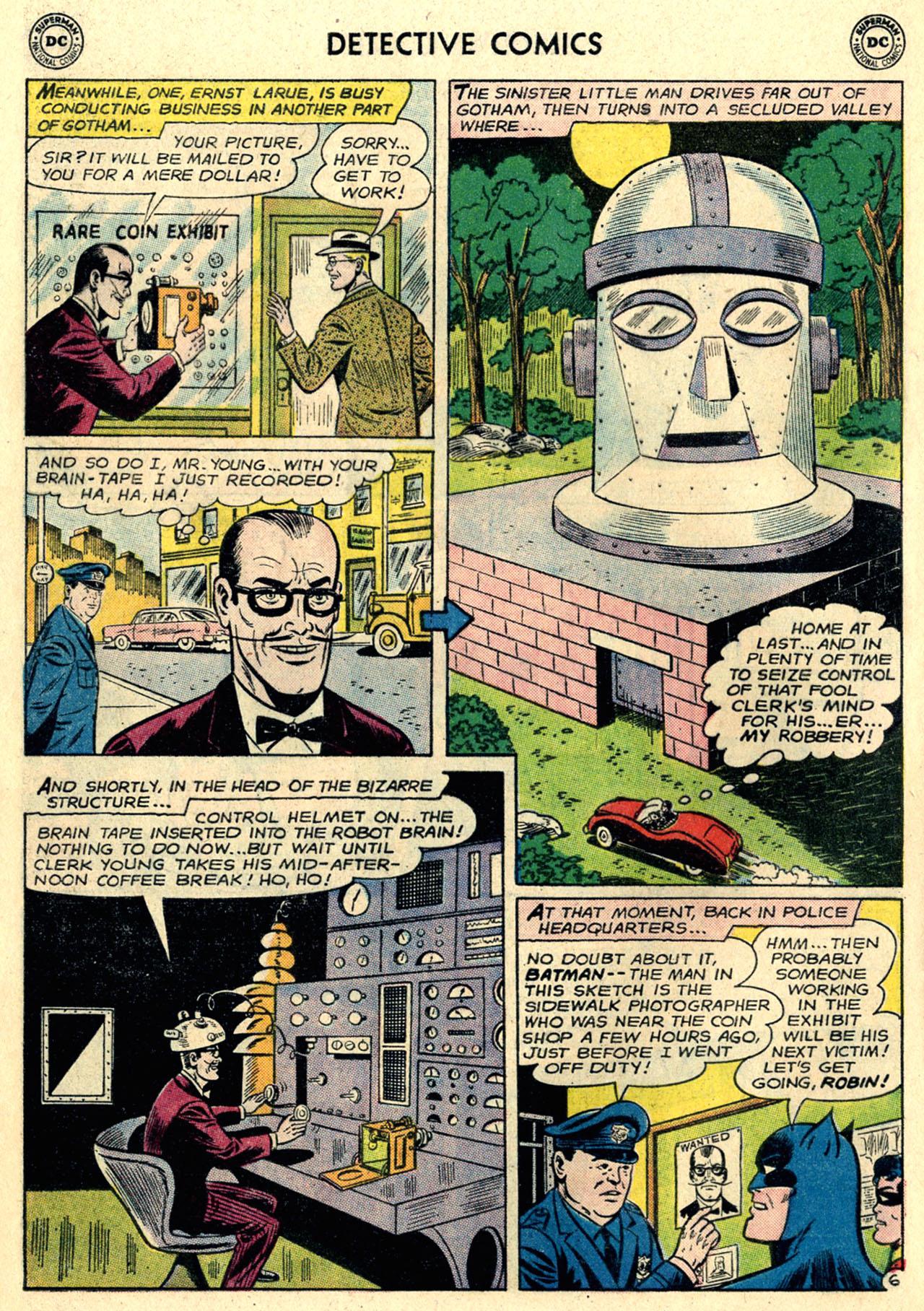 Detective Comics (1937) 324 Page 7