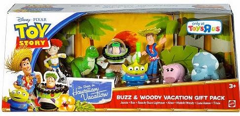 Hawaiian Vacation toy story buddy pack