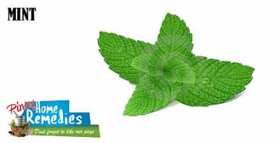 Home Remedies For Gas: Mint