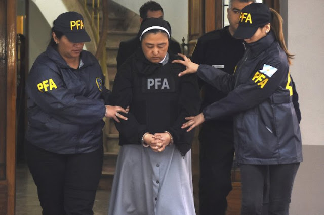 Nun Arrested For 'Helping Five Priests Abusing Deaf Children'