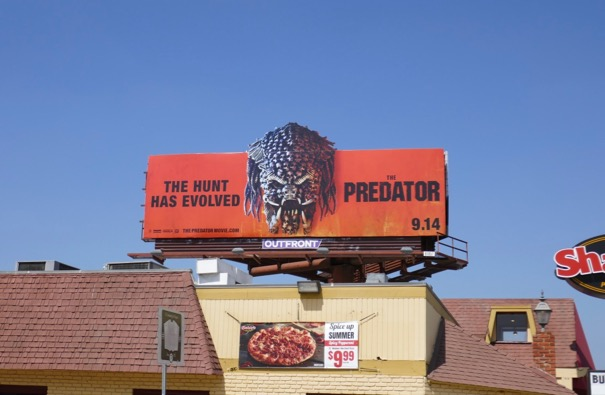 Predator extension billboard