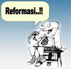 Definisi dan Pengertian Reformasi menurut Para Ahli  INFO