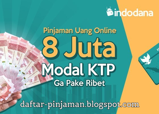 Pinjaman Online Indodana Daftar Pinjaman