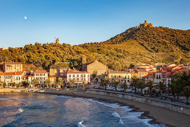 Кольюр (Collioure), Франция