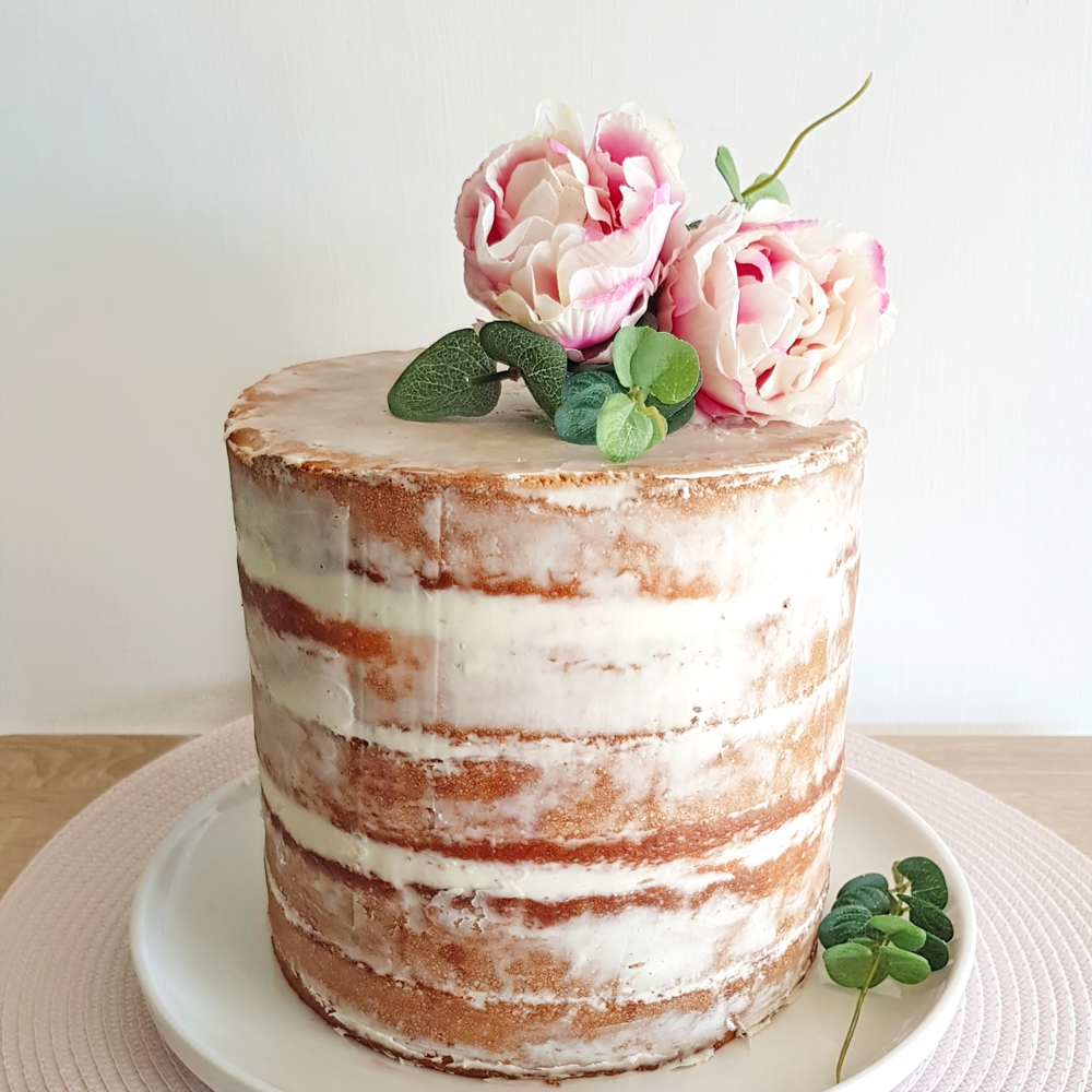 Enjoyable 18Th Naked Birthday Cake On A Budget Now Thats Peachy Birthday Cards Printable Giouspongecafe Filternl
