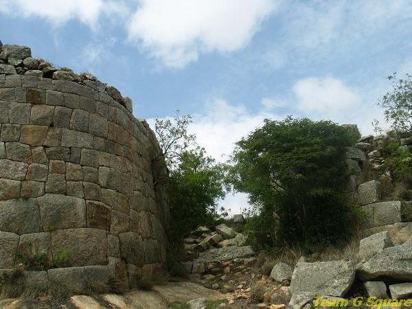 Fort Gateway, Kaivara