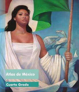 Atlas de México Cuarto grado 2016-2017 – Online