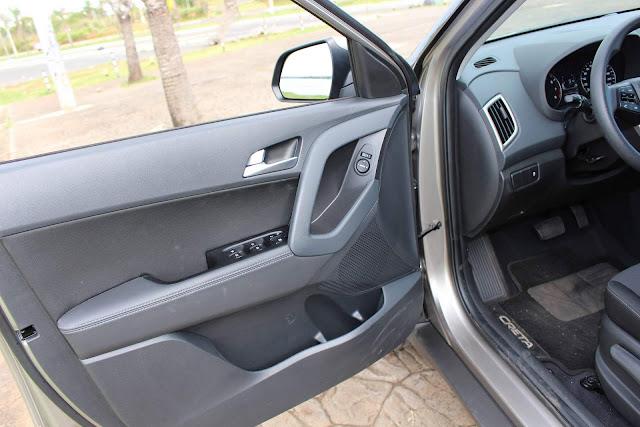 Hyundai Creta Pulse Plus 1.6 A/T 2019 - painel de porta