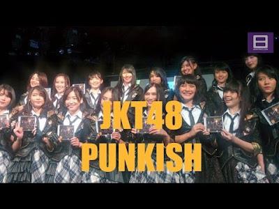 Lirik Lagu JKT48 - Punkish