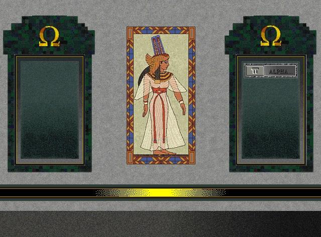 Screenshot from Sid Meier's Civilization II