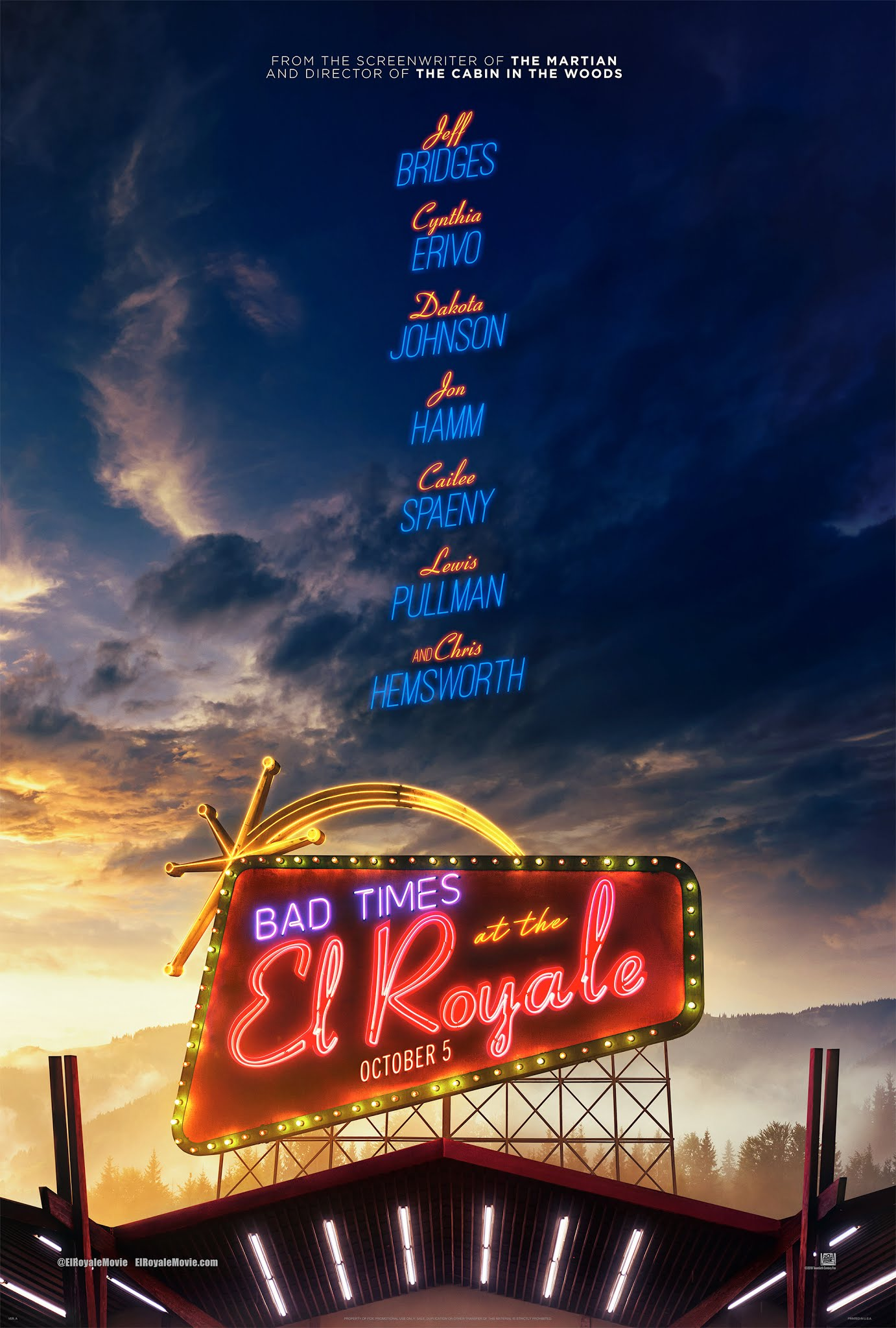 Últimas películas que has visto - (Las votaciones de la liga en el primer post) Bad_Times_at_the_el_Royale_Poster_Teaser_JPosters