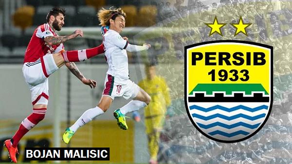 Diperkenalkan Persib, Bek Terbaik Liga Hongkong Tiba di Bandung