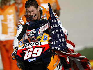 Nicky Hayden Gantikan Pedrosa di MotoGP Australia