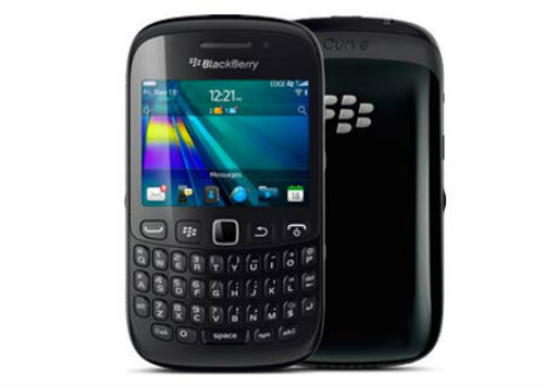 Blackberry Davis Curve 9220