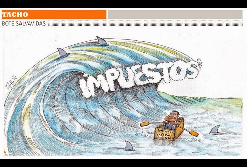 Image result for impuestos caricaturas