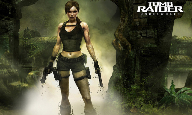 Game Adventure Tomb Raider