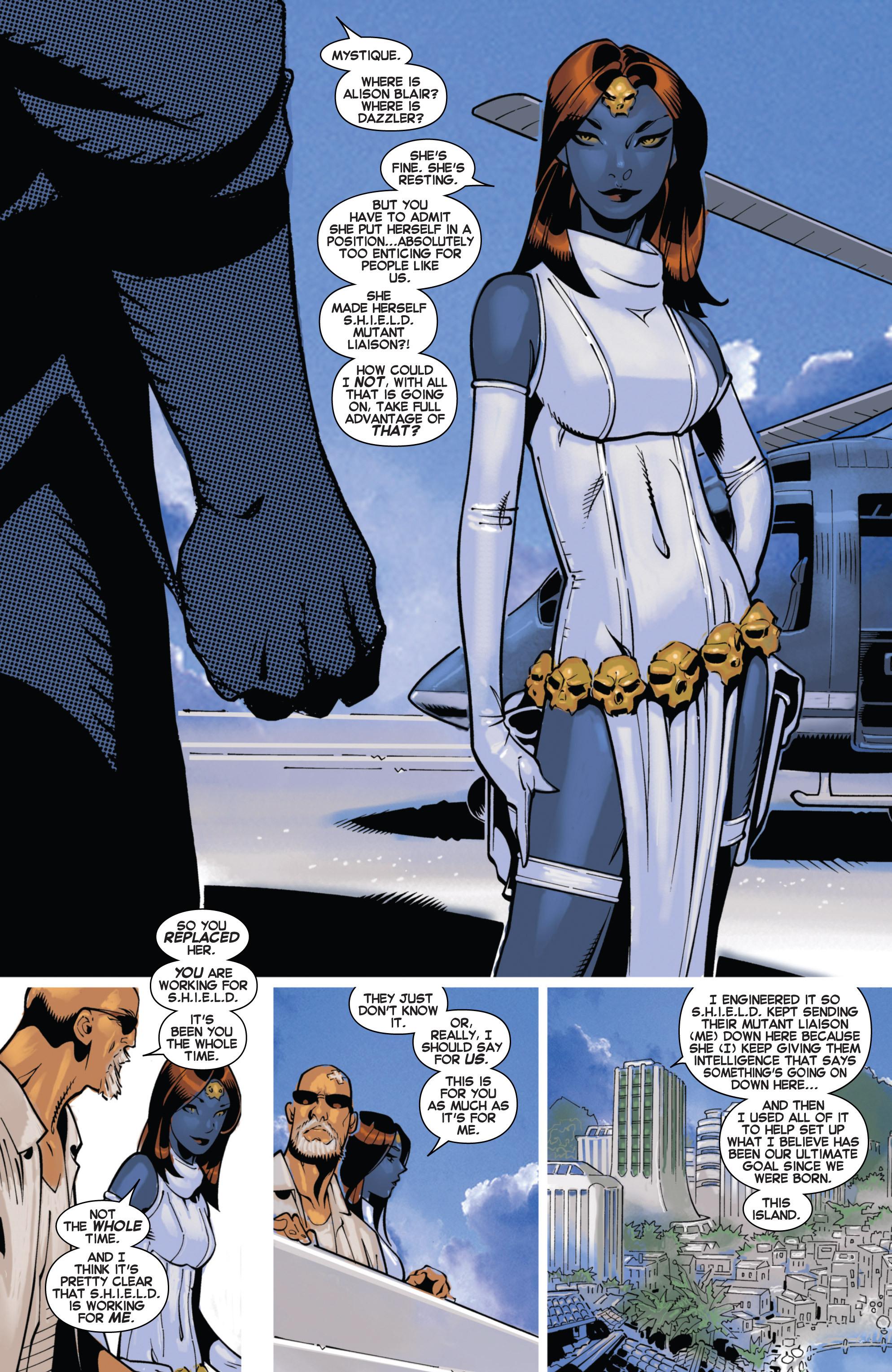 Read online Uncanny X-Men (2013) comic -  Issue #16 - 16