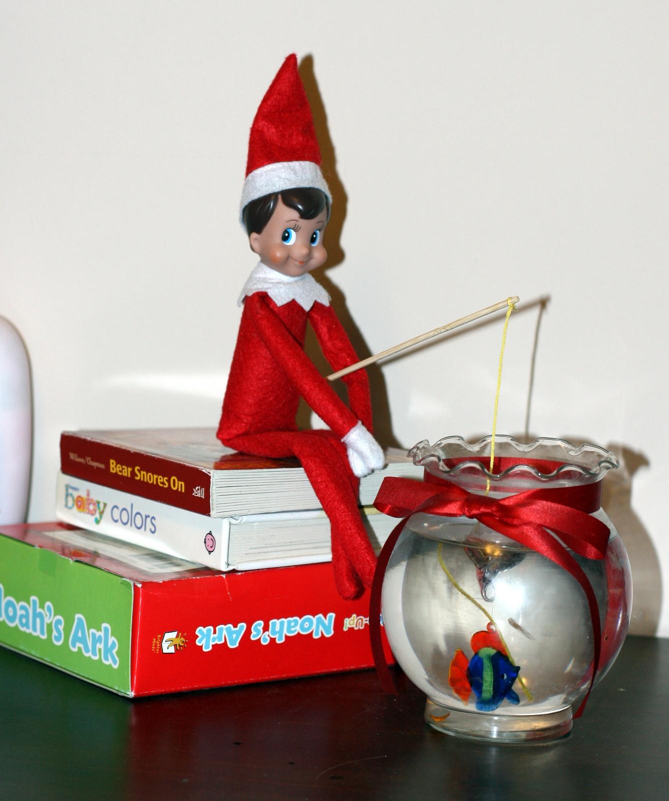 Invite And Delight Elf On The Shelf Ideas