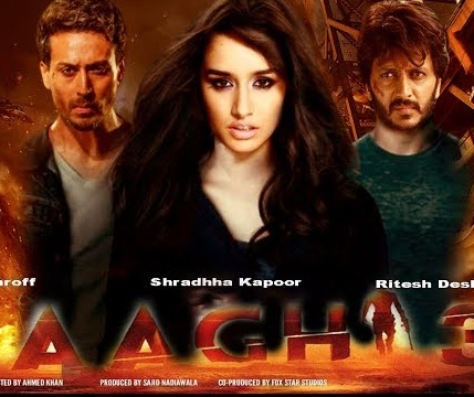 Baaghi 3 (2020) Hindi Movie Official Trailer 720p HDRip 24MB