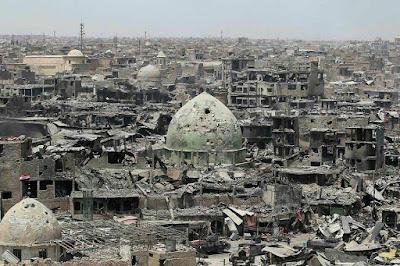 Μοσούλη, Ιράκ