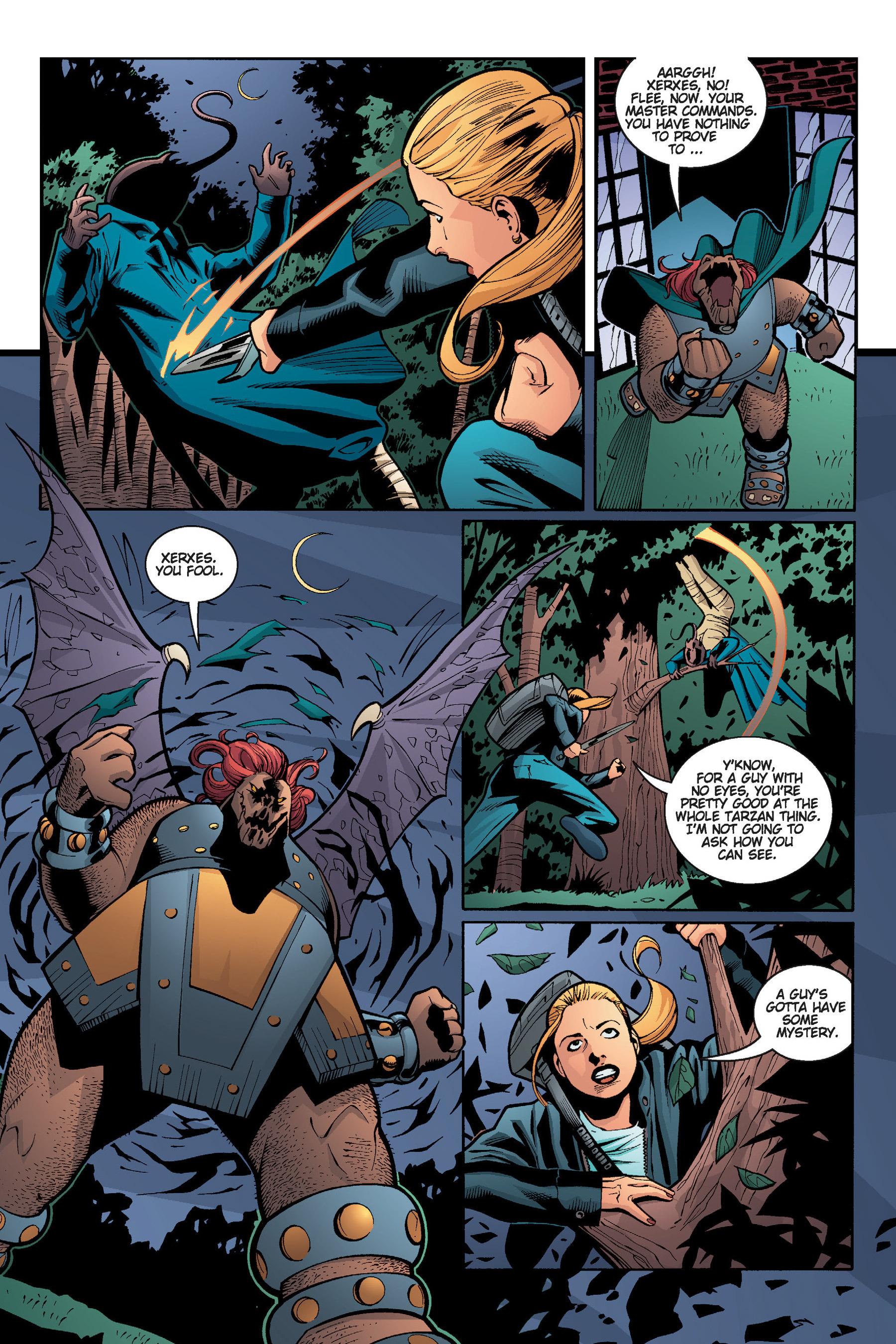 Read online Buffy the Vampire Slayer: Omnibus comic -  Issue # TPB 5 - 176