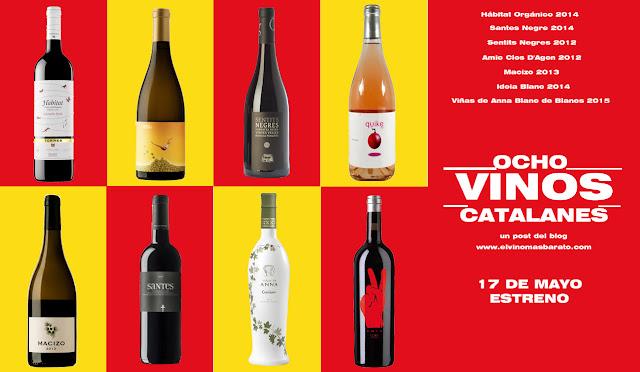 8 vinos catalanes por menos de 20 euros
