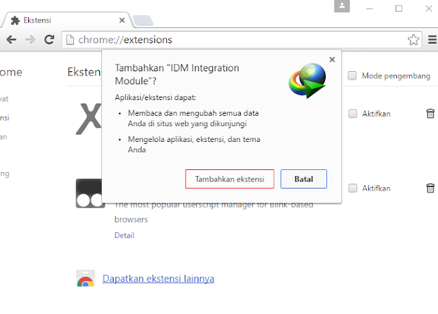 Internet Download Manager: Problems And Solutions/ Masalah dan Solusi Internet Download Manager