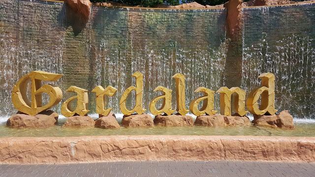 Gardaland con bambini