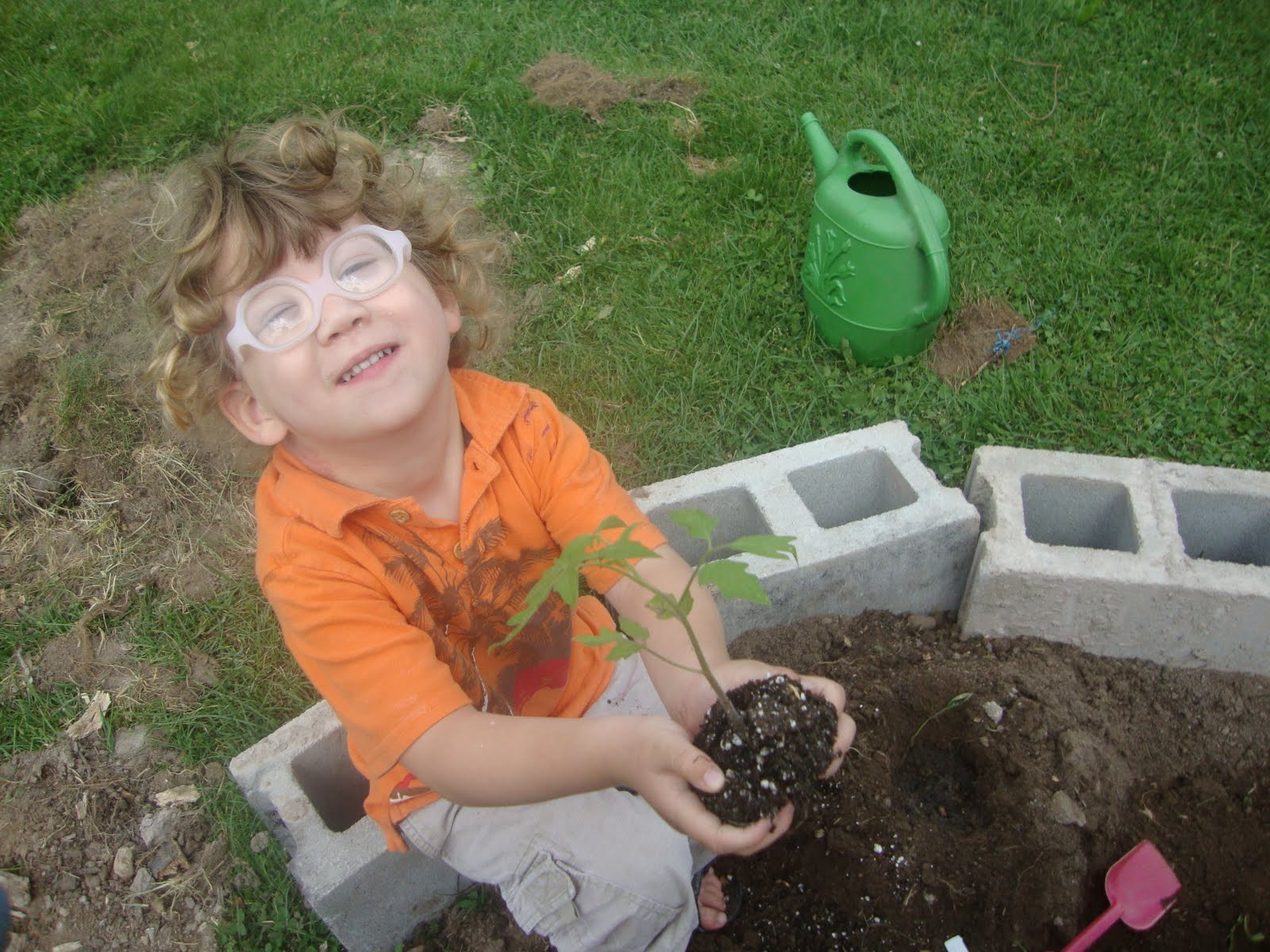 Art And Soul Preschool Gardening At School