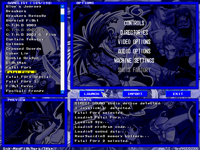 Free Neo Geo Emulator Software