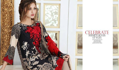charizma-fall-winter-embroidered-dress-linen-collection-2016-17-14
