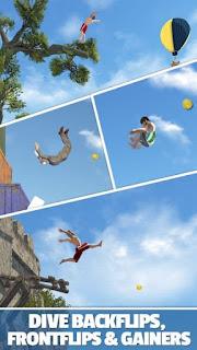 Flip Diving Mod Apk Terbaru