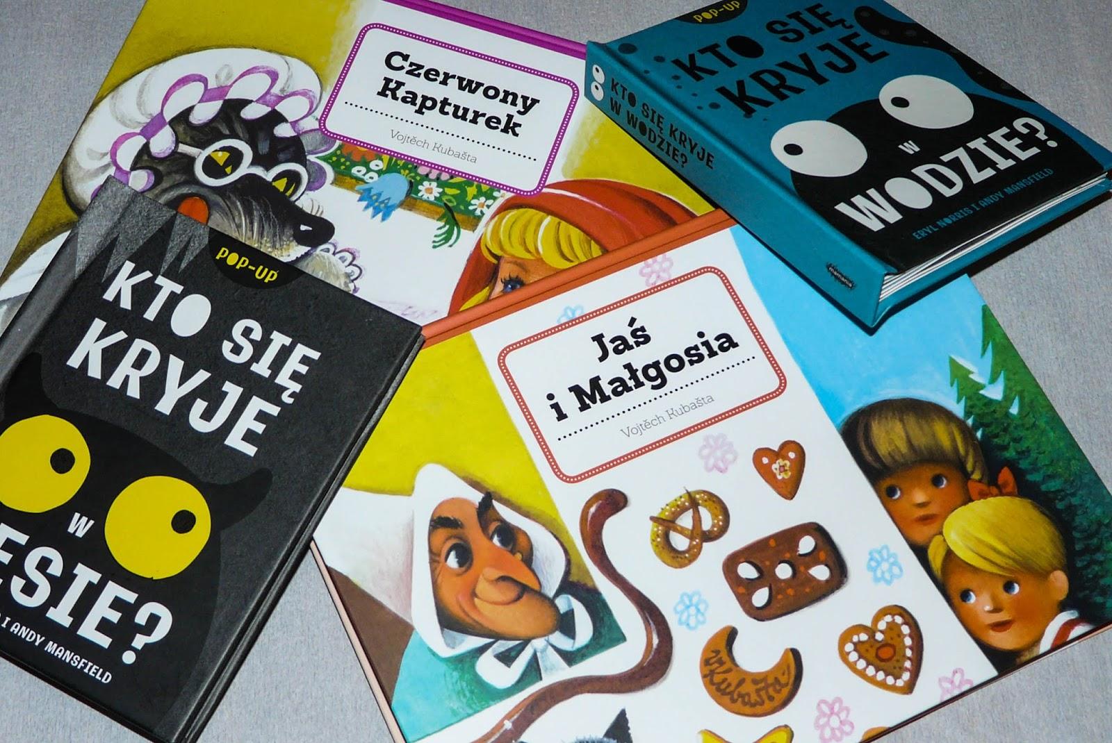 ciekawe książki dla dzieci, książki rozkładanki, pop up books, ciekawe książki dla dzieci, recenzje