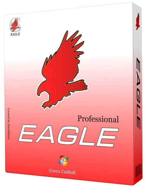 Free Download CadSoft Eagle Professional 7.6.0 (FULL + Crack) for ...
