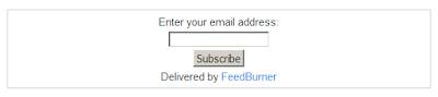 Cara Membuat Kotak Email Berlangganan