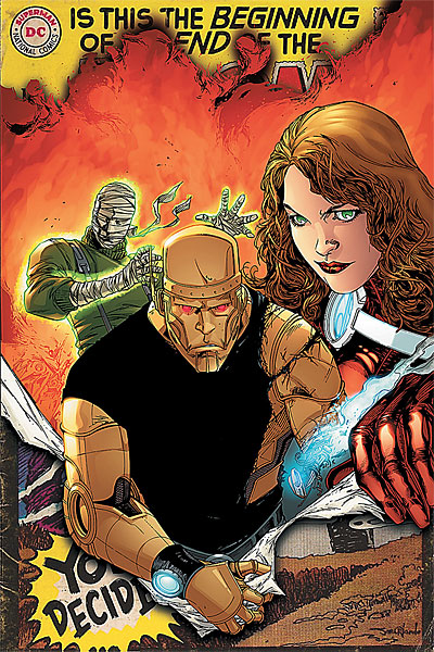 Doom Patrol Vol.5  descarga español mega