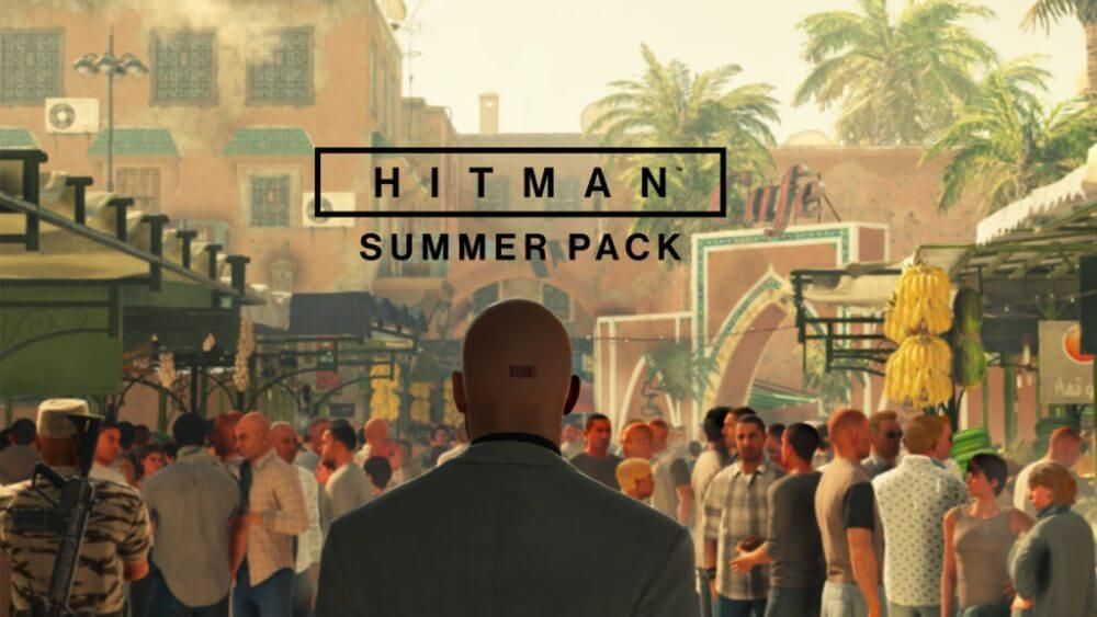 Hitman Summer Pack Is live | Infiltrate The Streets OF Marrakesh