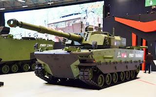 Medium Tank Buatan Indonesia - Turki