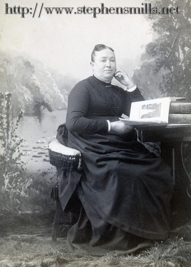 Photo of  Mehitable Perkins Felt Hathaway