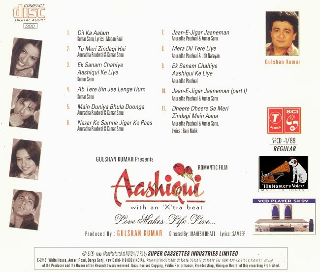 Main Wo Dunya Hu Dawnlod Song: ALL SONGS FREE DOWNLOAD AND LISTEN ONLINE: Aashiqui (1990